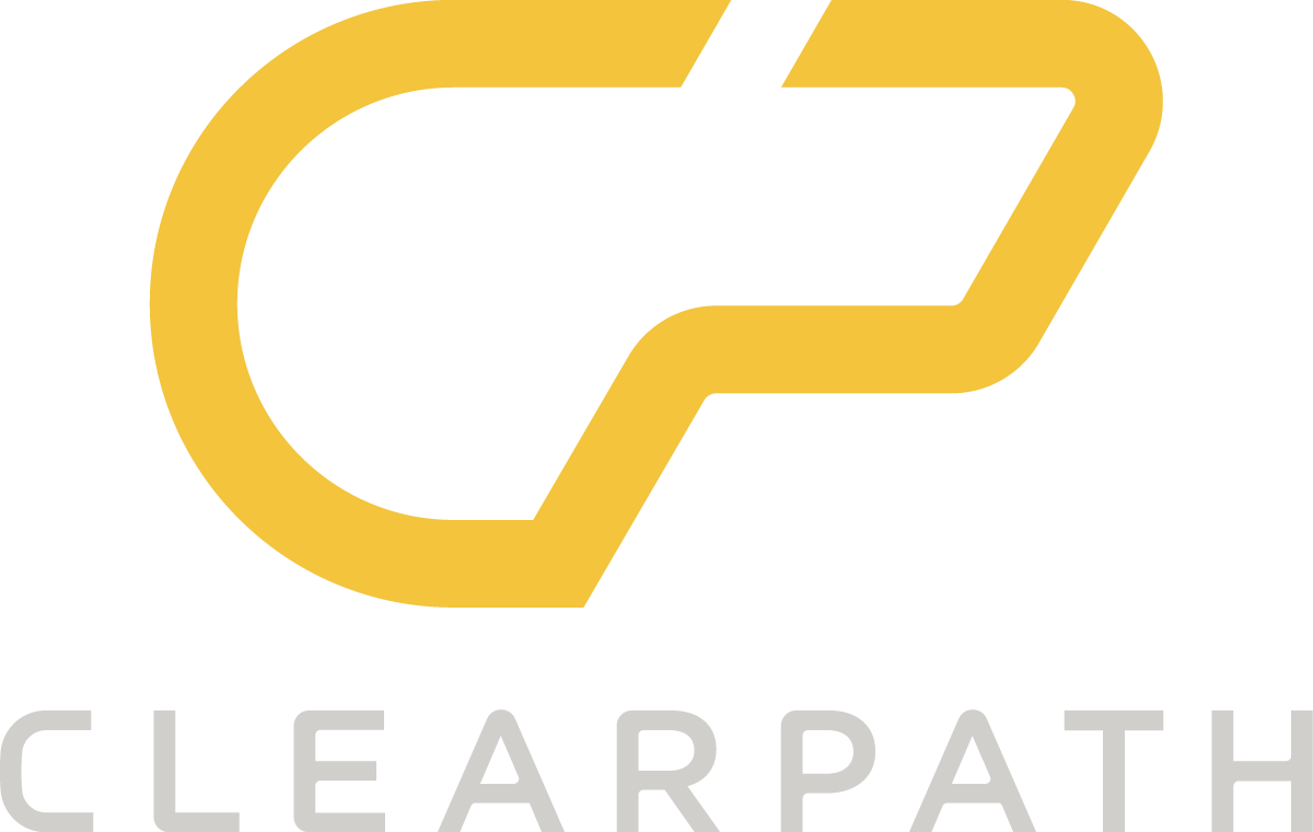 Clearpath Logo under construction